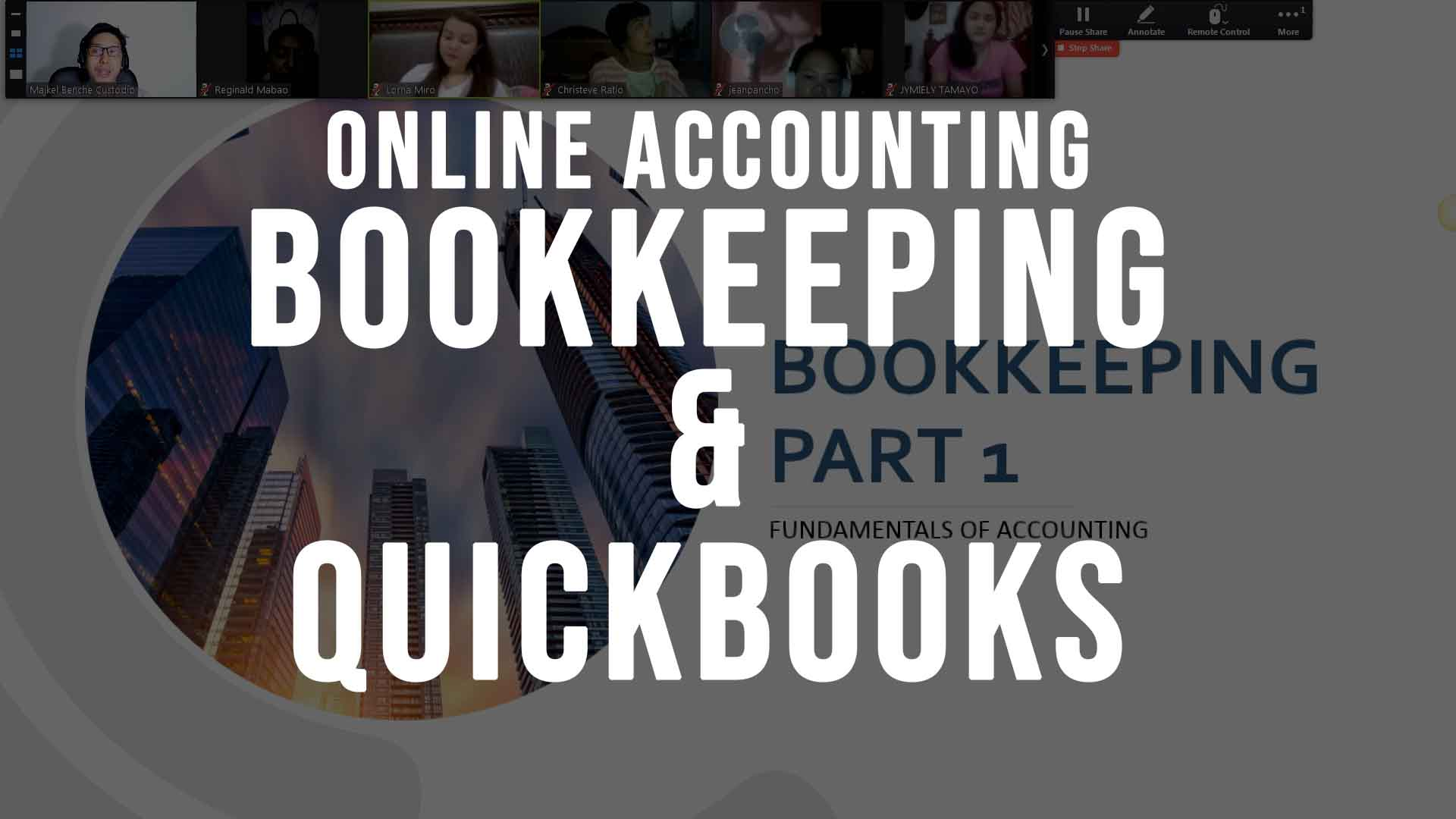 BOOKKEEPING & QUICKBOOKS