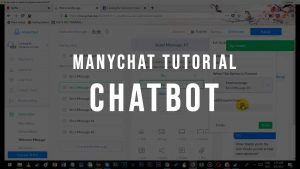 Chatbot – Manychat Tutorial