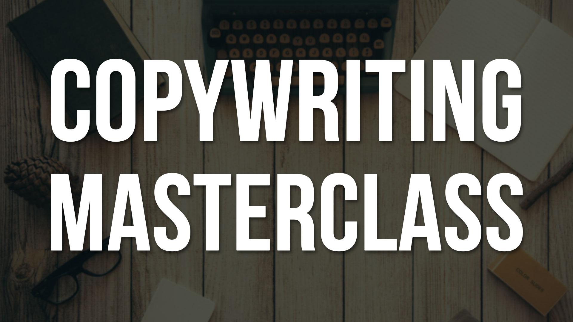 COPYWRITING-MASTERCLASS